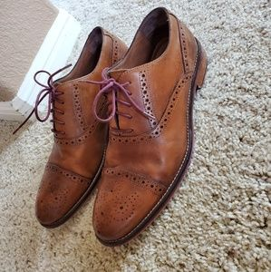 Johnston & Murray Italian Leather Shoes